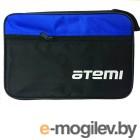 Настольный теннис Чехол для ракетки Atemi ATC107 Black-Blue