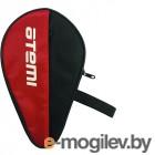Настольный теннис Чехол для ракетки Atemi ATC104 Black-Red