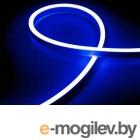 Светодиодные ленты URM 2835-120led IP65 220V 10W 425Lm Blue 5m С26028