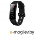 Аксессуары для умных браслетов Ремешок Activ для Huawei HonorBand 4/5 Black 110670