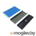 Радиатор алюминиевый Espada ESP-R2 для SSD NGFF 2280