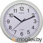 Часы настенные кварцевые Energy модель ЕС-127 круглые