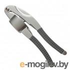 Пресс для чеснока: никель, вставки ABS пластик серого цвета арт. KHT1336