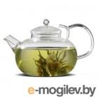 Чайник заварочный стекл. ИВАН-ЧАЙ 1000мл (пружина в носике) арт. TP105