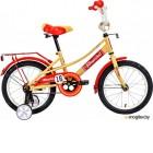 Велосипед 16 Forward Azure 19-20 г::Бежевый/Красный/RBKW0LNG1021