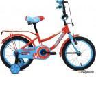 Велосипед 16 Forward Funky 19-20 г::Красный/Голубой/RBKW0LNG1034
