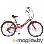 Велосипед 24 Десна 2500 (LU084620)::Красный