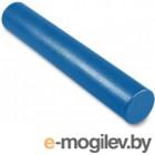 Валик для фитнеса массажный Indigo Foam Roll / IN023 (синий)