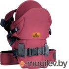 Эрго-рюкзак Lorelli Weekend Dark Red Black / 10010110001