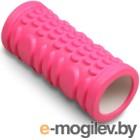 Валик для фитнеса массажный Indigo IN077 (розовый)