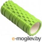 Валик для фитнеса массажный Indigo IN077 (салатовый)