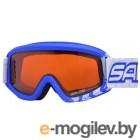 Маска горнолыжная Salice 2020-21 / 708DAFD (синий/оранжевый)