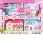 Кукольный домик Darvish Мой счастливый дом / DV-T-2212