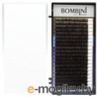 Ресницы для наращивания Bombini Truffle Микс D-0.10 8-14 (20 линий)