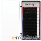 Ресницы для наращивания Bombini Микс C-0.085 9-12 (20 линий)
