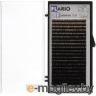 Ресницы для наращивания Flario Soft D-0.12-15 (20 линий)