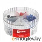 Набор наконечников для кабеля EKF PROxima Nabor-nshvi-2