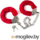 Наножники Lola Toys Bondage / 36349 (красный)