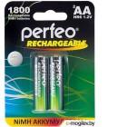 аккумуляторы AA - Perfeo 1800mAh PF AA1800/2BL (2 штуки)