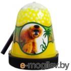 Слайм Jungle Slime Обезьянка с белыми шариками / BS300-131