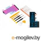 ZeepDeep Аккумулятор для APPLE iPhone X + набор инструментов+клеевые полоски+пошаговая инструкция 749821
