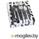 Сервировка Набор столовых приборов RemiLing Marble 16 предметов 6325563255