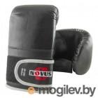 Перчатки для единоборств Novus LTB-16302 (M, черный)