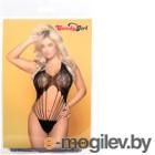 Костюм эротический Candy Girl Girl Diamond One Size / 844008 (черный)