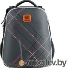 Школьный рюкзак Mike&Mar 1008-200 (клетка/серый)