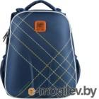 Школьный рюкзак Mike&Mar 1008-201 (клетка/синий)