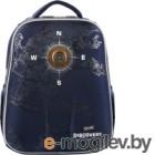 Школьный рюкзак Mike&Mar Навигация / 1008-34 (темно-синий)