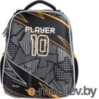 Школьный рюкзак Mike&Mar Спорт / 1008-187 (серый)