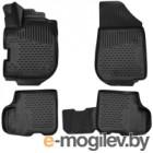 Комплект ковриков для авто ELEMENT Element3D4146210K для Renault Logan (4шт)