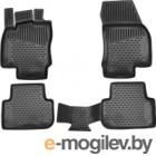 Комплект ковриков для авто ELEMENT Element5154210K для Volkswagen Tiguan (4шт)