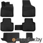 Комплект ковриков для авто ELEMENT Element3D5158210K для Volkswagen Teramont/Atlas (5шт)