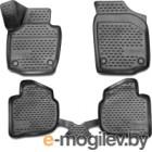 Комплект ковриков для авто ELEMENT NLC.3D.45.15.210K для Skoda Rapid (4шт)