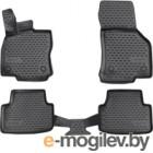 Комплект ковриков для авто ELEMENT NLC.3D.45.16.210K для Skoda Octavia (4шт)