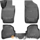 Комплект ковриков для авто ELEMENT NLC.3D.51.30.210K для Volkswagen Polo (4шт)