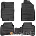 Комплект ковриков для авто ELEMENT Element3D2563210 для Kia Rio/Hyundai Solaris (4шт)