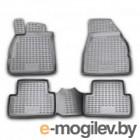 Комплект ковриков для авто ELEMENT NLC.41.07.210 для Renault Megane II (4шт)