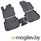 Комплект ковриков для авто ELEMENT NLC.51.18.210K для Volkswagen Caddy (4шт)