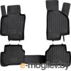 Комплект ковриков для авто ELEMENT NLC.51.06.210KH для Volkswagen Passat B6 (4шт)