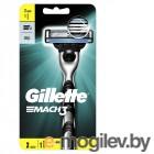 Gillette Mach3 + 2 кассеты 7702018020706
