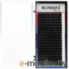 Ресницы для наращивания Bombini D-0.1-8 (20 линий)