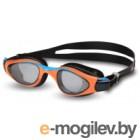 Очки для плавания Indigo Navaga / GS23-4 (оранжевый/голубой)