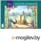Альбом для рисования Hatber Райский сад / 24Аа3Впс 16969