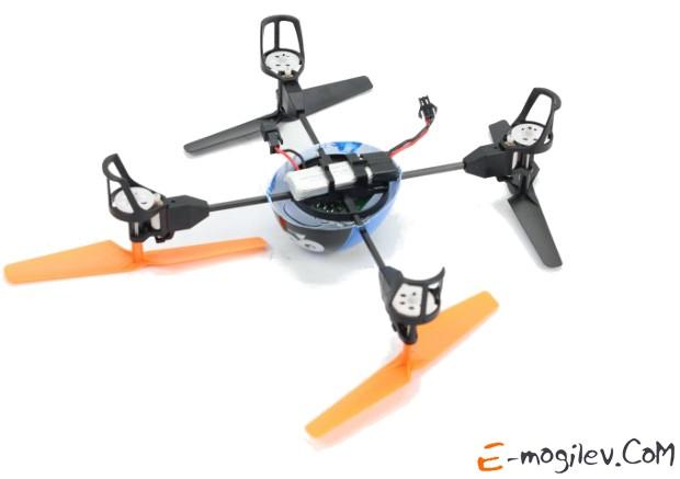 Модель квадрокоптера FuQi Model X485 (электро / аппаратура 2.4GHz / готовый комплект).