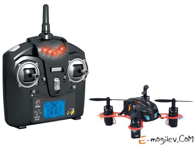 Модель квадрокоптера WLToys Velocity NANO (электро / аппаратура 2.4GHz / готовый комплект).