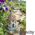 Садовая фигура-светильник Чудесный Сад 615 Сказочный домик