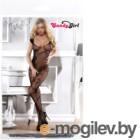 Костюм эротический Candy Girl Alyssa One Size / 843010 (черный)